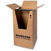 Shurgard carton