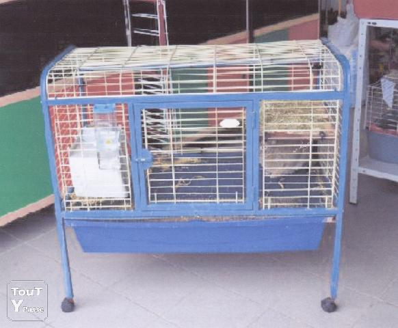 Cage lapin a donner