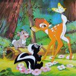 Quel genre d'animal est Bambi?